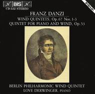 Volume 1: Wind Quintets