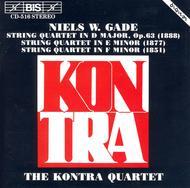 Gade: String Quartets