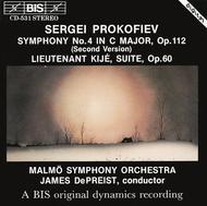 Symphony No. 4; Lieutenant Kij