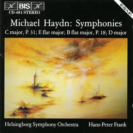 M. Haydn: Symphonies in C Major
