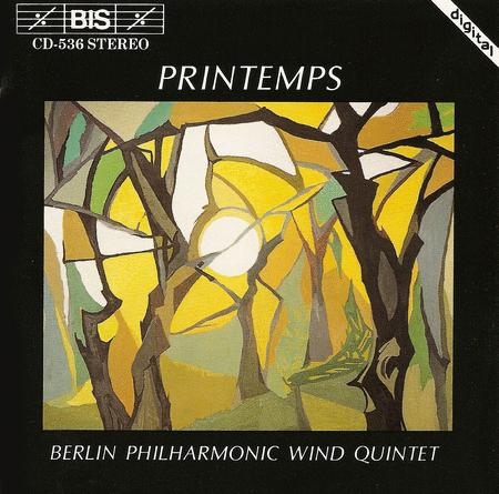 Francaix: Wind Quintet No. 1;