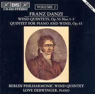 Volume 2: Wind Quintets