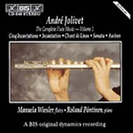 Volume 1: Complete Flute Music