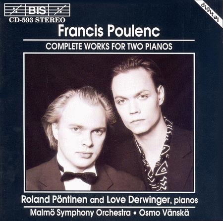 Poulenc: Complete Works for Tw