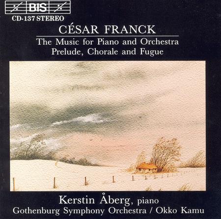 Franck: Variations Symphonique