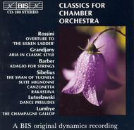 Volume 1: Classics for Chamber Orchestra