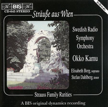 Strauss Family Rarities