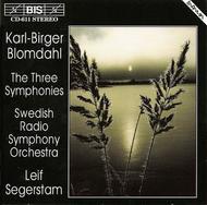 Blomdahl: Symphonies Nos. 1-3