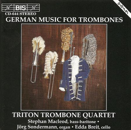 German Trombone Music