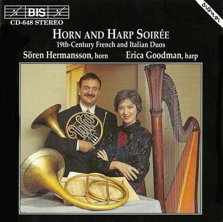Music for Horn and Harp