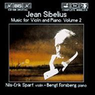 Volume 2: Music for Violin & Piano