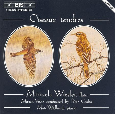 Wiesler Manuela: Flute Music