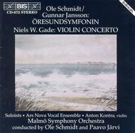 The Oresund Symphony; Gade