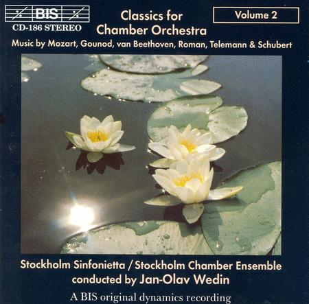 Volume 2: Classics for Chamber Orchestra