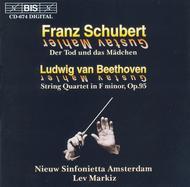 String Quartet in D Minor; Str