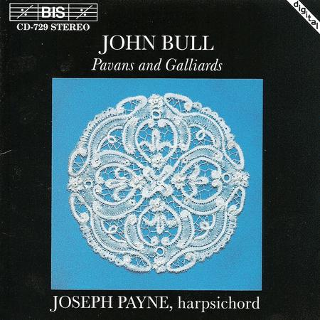 Bull: Pavans and Galliards
