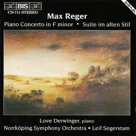 Piano Concerto Op. 114; Suite