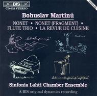 Martinu: Trio; Nonet; La Revue