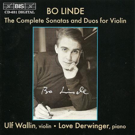 Linde: Complete Sonatas and Du