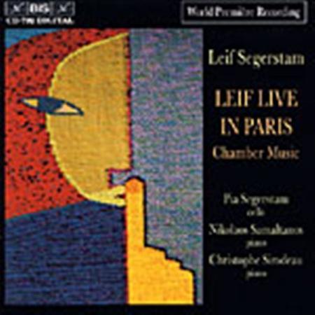 Segerstam: Chamber and Instrum