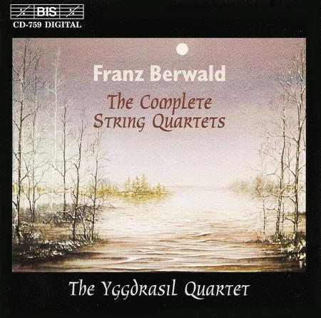 Berwald: String Quartets Nos.