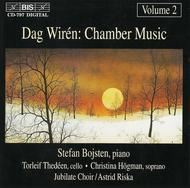 Volume 2: Wiren Chamber Music