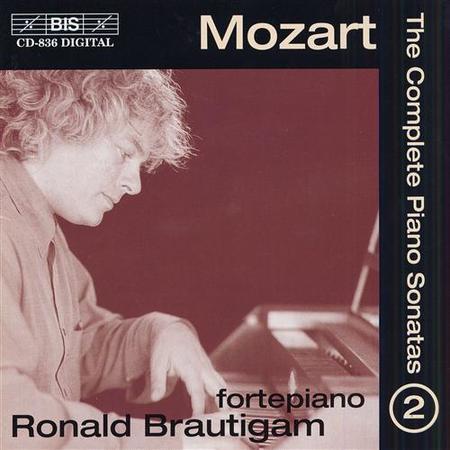 Volume 2: Piano Sonatas (Complete)