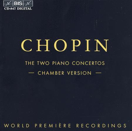 Chopin: Piano Concertos Nos. 1