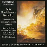 Volume 4: Complete String Symphonie