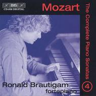 Volume 4: Piano Sonatas (Complete)