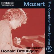 Volume 5: Piano Sonatas (Complete)