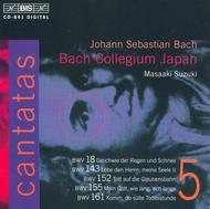 Volume 5: Cantatas BWV 18 143 15
