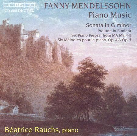 Mendelssohn-Hensel: Piano Sona