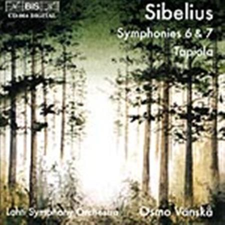 Symphonies Nos. 6 and 7; Tapio