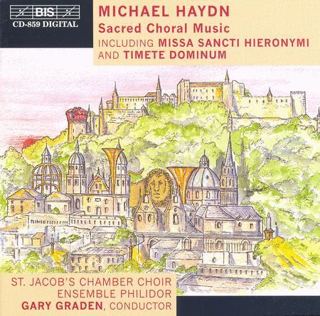 M. Haydn: Sacred Choral Music