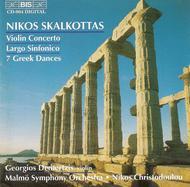 Violin Concerto; Largo Sinfoni