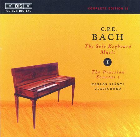 Volume 1: Keyboard Music Vol. 1
