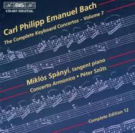Volume 7: Keyboard Concertos