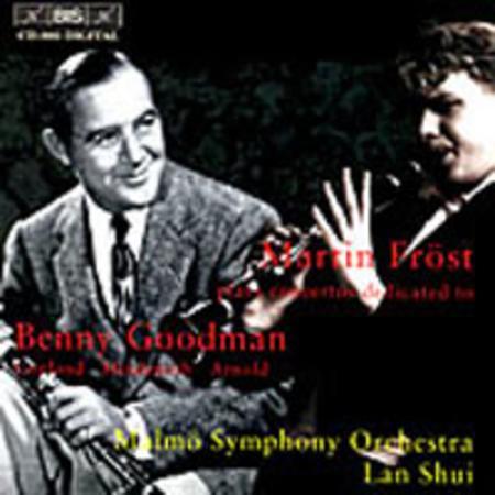 Clarinet Concertos Dedicated T