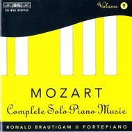 Volume 9: Complete Solo Piano Music