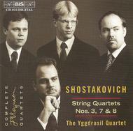 String Quartets Nos. 3 7 And