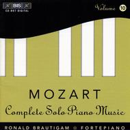 Volume 10: Complete Solo Piano Music