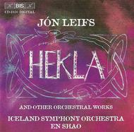 Leifs: Hekla; Iceland Overture