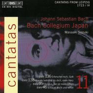 Volume 11: Cantatas BWV 46 95 13