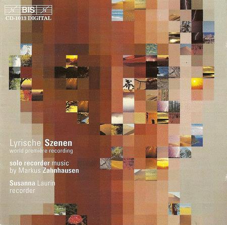 Zahnhausen: Solo Recorder Musi