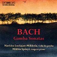 Sonatas for Viola Da Gamba And