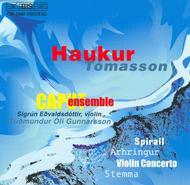 Tomasson: Violin Concerto; Arh