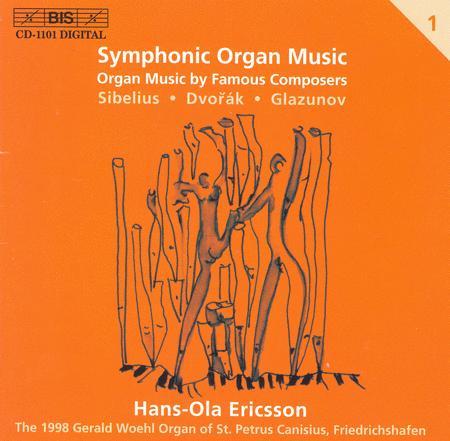 Volume 1: Symphonic Organ Music