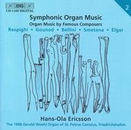 Volume 2: Symphonic Organ Music