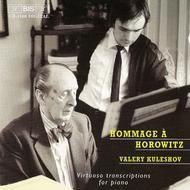 Horowitz: Virtuoso Transcripti